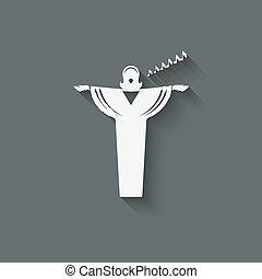cantor ópera, símbolo