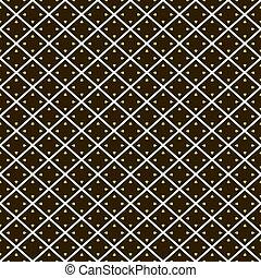 cantos, celas, seamless, padrão diagonal, abstratos, gotas
