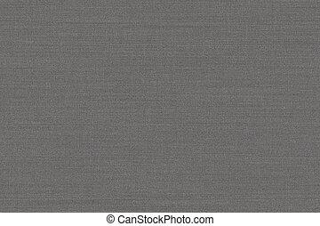 canva, superfície, textura, para, linho, cinzento, fundo
