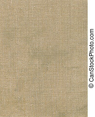 Canvas background - Natural linen striped uncolored textured...