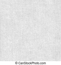 Canvas fabric white texture or background