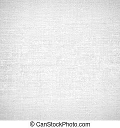 Canvas texture - Background from white coarse canvas texture...
