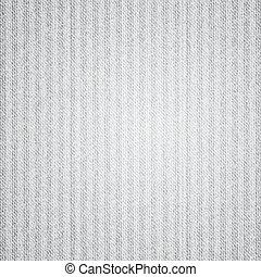 Canvas texture with stripes - Vector Canvas Gray texture...