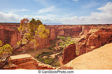 Canyon Chelly - Canyon de Chelly