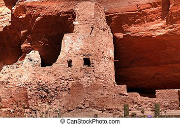 Canyon De Chelly - Canyon de Chelly entrance the Navajo ...