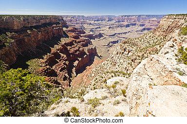 canyon, grande