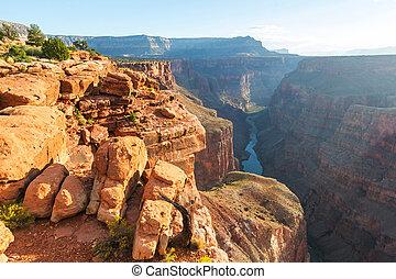 canyon, grandiose