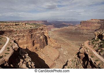Canyon in Utah