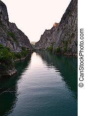 canyon matka macedonia
