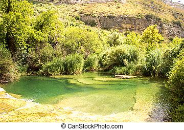 Canyon Natural Pool