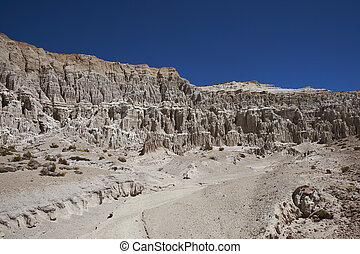 Canyon on the Altiplano of northern Chile