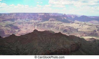 canyon, parc, national, grandiose