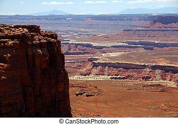 Canyonlands Park - Canyonlands National Park, Utah, USA. ...