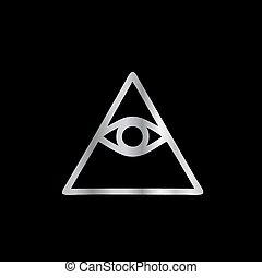 Cao dai Eye of Providence- Religion - Cao dai Eye of ...