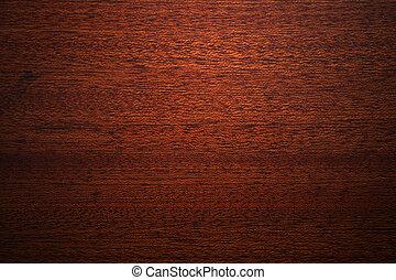 caoba, textura de madera, plano de fondo