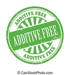 caoutchouc, additif, grunge, gratuite, timbre