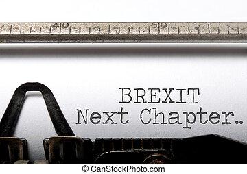 capítulo, brexit, luego