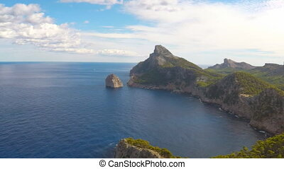 Cap de Formentor. Majorca. Balearic Islands. Spain.