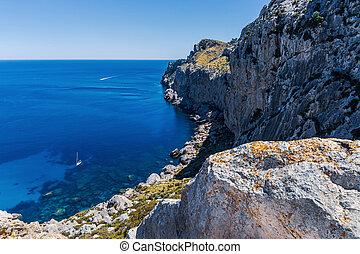 Cap de formentor, Mallorca Spain