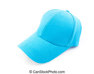 cap isolated on white background