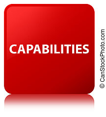 Capabilities red square button