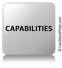 Capabilities white square button