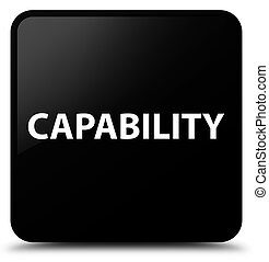 Capability black square button