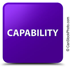 Capability purple square button
