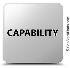 Capability white square button