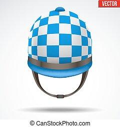 capacete, jóquei, clássicas