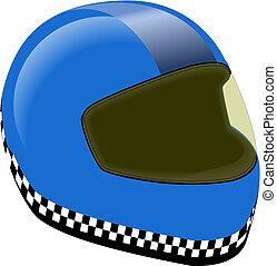 capacetes, choque