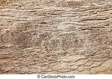 capas, carbonato de calcio, textura