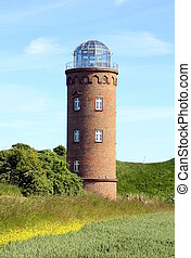 Cape Arkona lighthouse