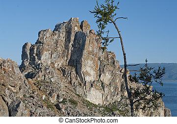 Cape Burkhan (Olkhon)