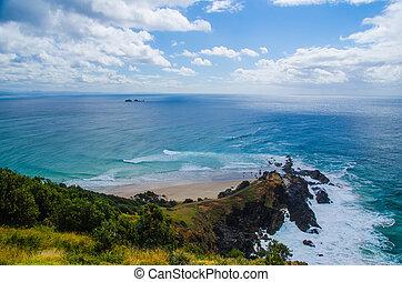Cape Byron, östlichster Punkt des australischen Kontinents