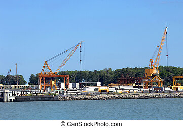 Cape Charles Industry