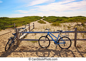 Cape Cod Herring Cove Beach Massachusetts US - Cape Cod...