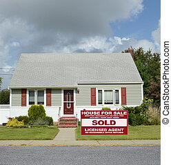Cape Cod Home Sold