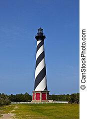 Cape Hatteras Lighthouse - Cape Hatteras Lighthouse in...