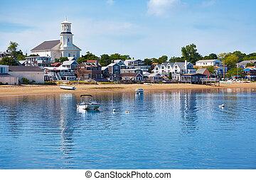 cape kabeljauw, provincetown, strand, massachusetts