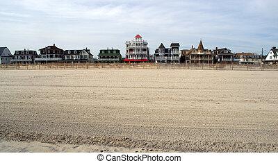 Beach Street, Cape May NJ. Vacation Destination