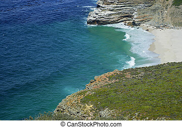 Cape of Good Hope (view from Cape Point), Table Mountain...