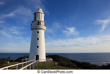 Cape Otway Lighthouse, Melbourne, Australia - Cape Otway ...