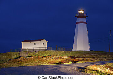 Cape Ray Lighthouse, Newfoundland