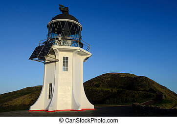 Cape Reinga Lighthousenorth at the edge of the northland,...