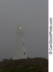 Cape Spear Lighthouse - Lighthouse at most easterly point of...