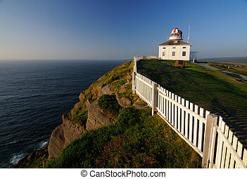 Cape Spear Lighthouse The Most Easterly Point In North America A National Historic Site In Canada