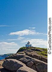 Cape Spear. Newfoundland - Cape Spear, Newfoundland, Canada...