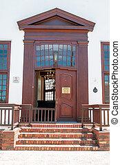 Cape Winelands District municipal offices in Stellenbosch