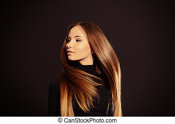 capelli, baluginante